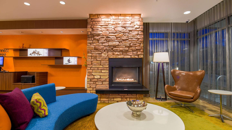Fairfield Inn Suites By Marriott Orem Utah Pennbridge