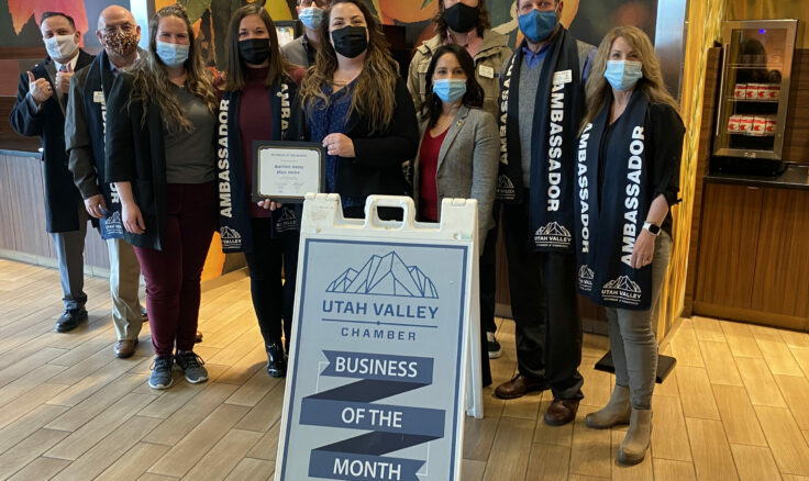 Pennbridge's TownePlace Suites in Orem recently had their Business of the Month presentation and was recognized as Utah Valley Chamber's business of the month for March.    … Continue Reading..